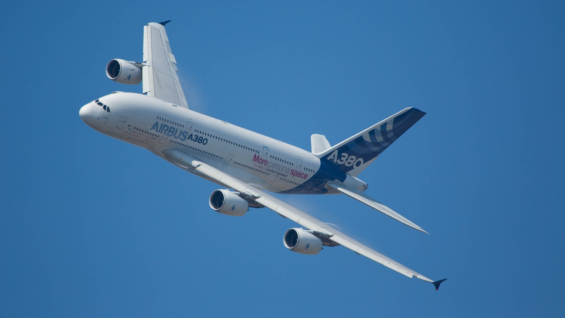 airbus a380 project