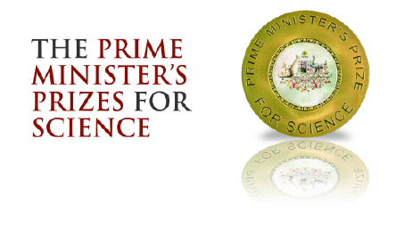 Prime Minister's Prizes for Science 2017
