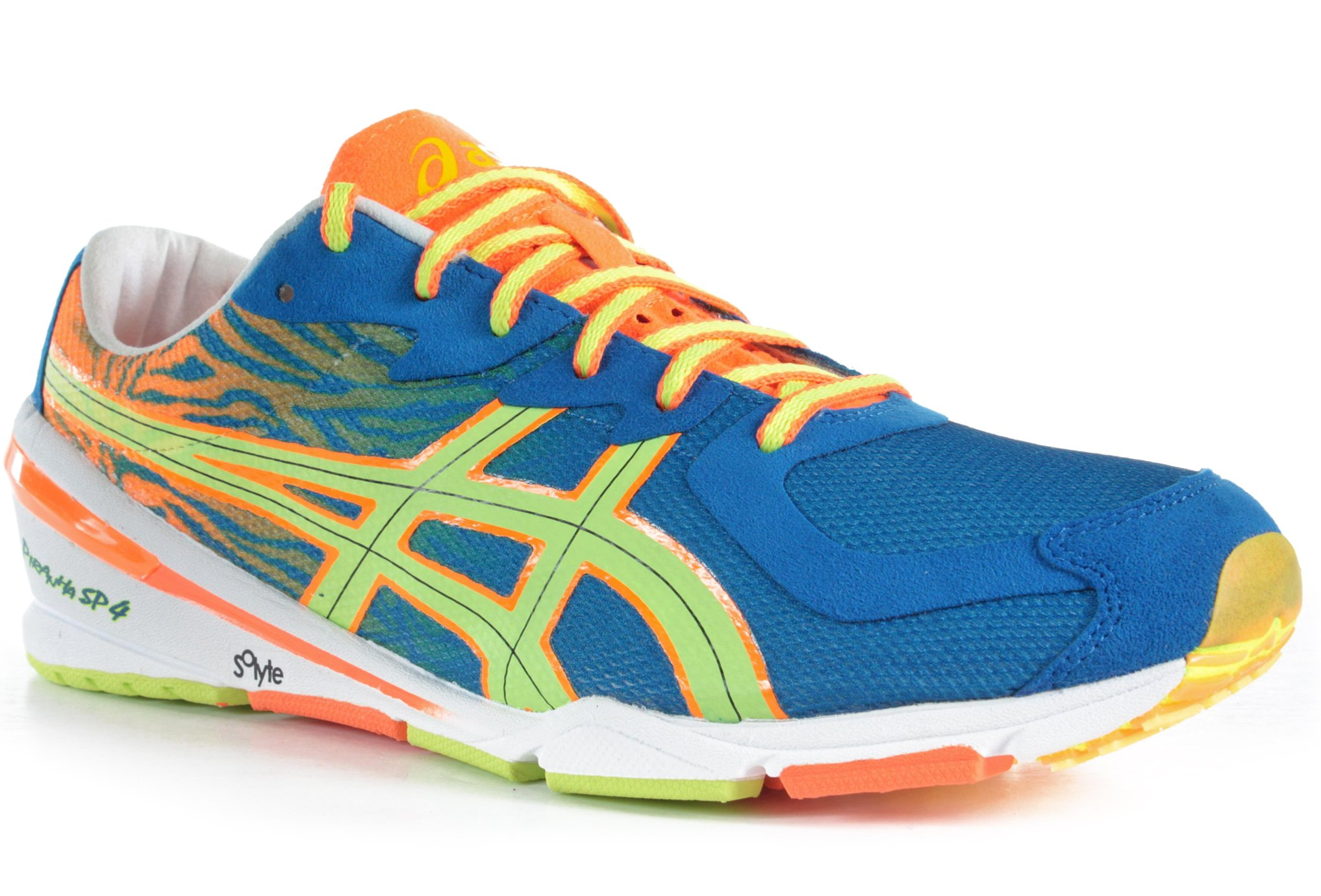 Lightweight shoe  Asics Piranha SP4 fcb6fbe84631