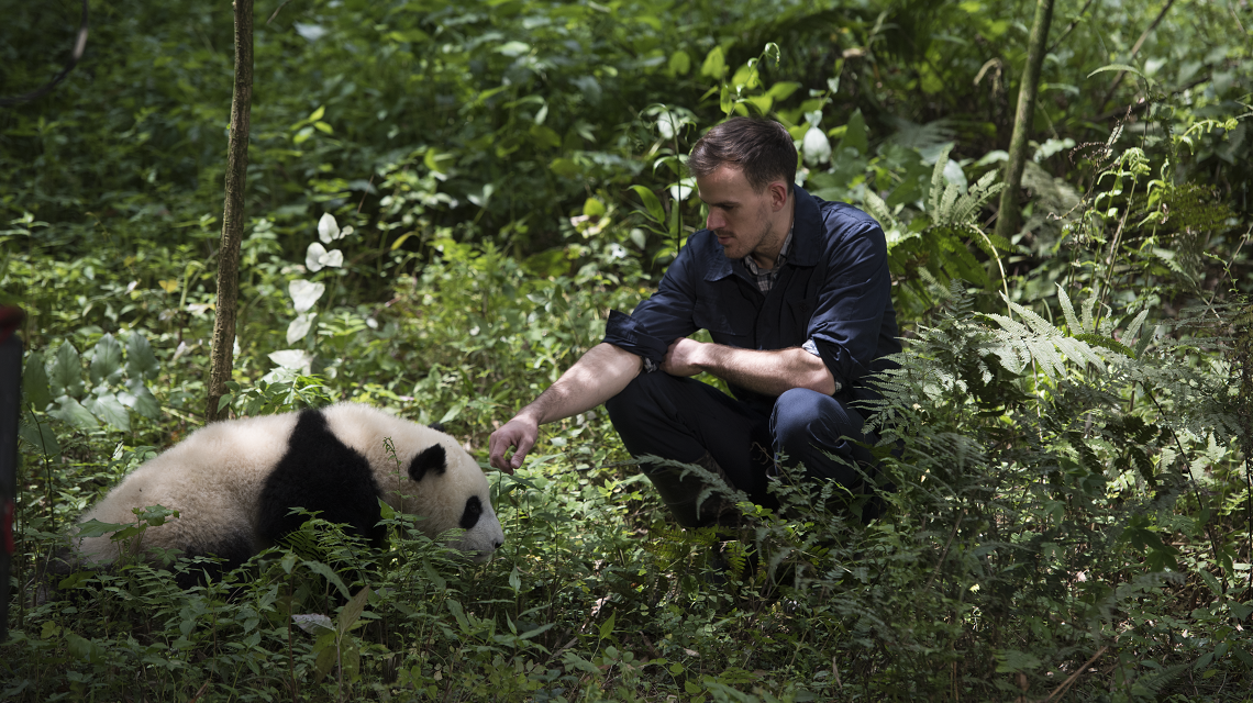 Australia's Science Channel | Q&A with panda expert Dr Jake