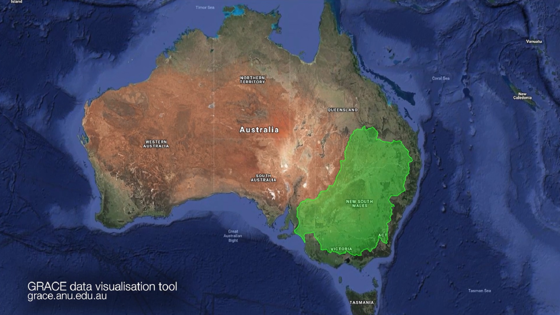 Map Of Australia From Space.Australia S Science Channel Space Technology Predicts Droughts