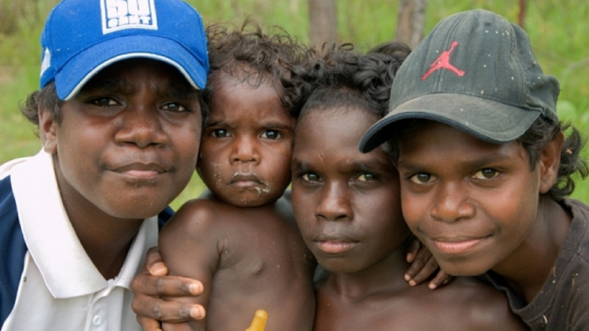 Indigenous Australian children