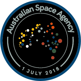 Australian Space Agency mission patch