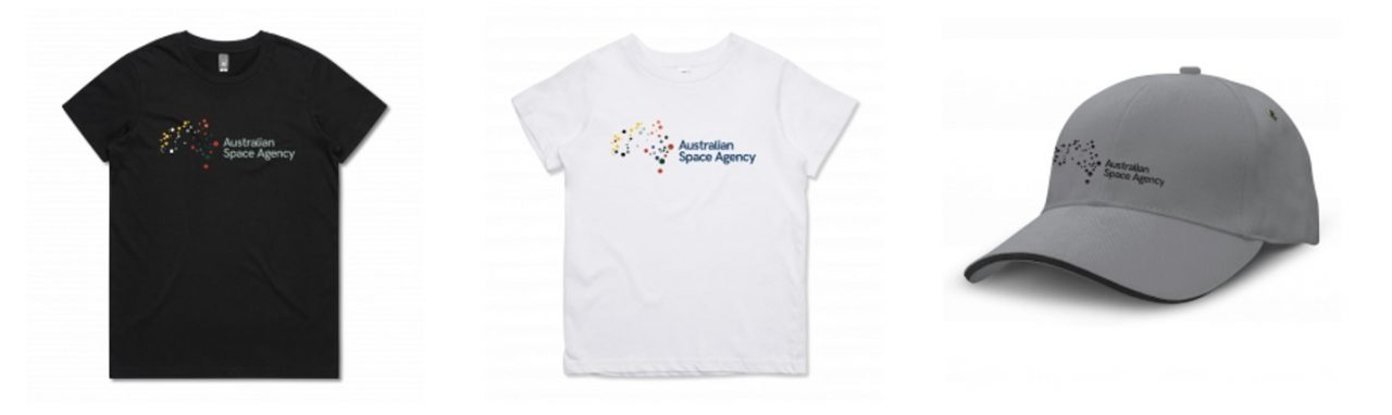 Australian Space Agency merchandise