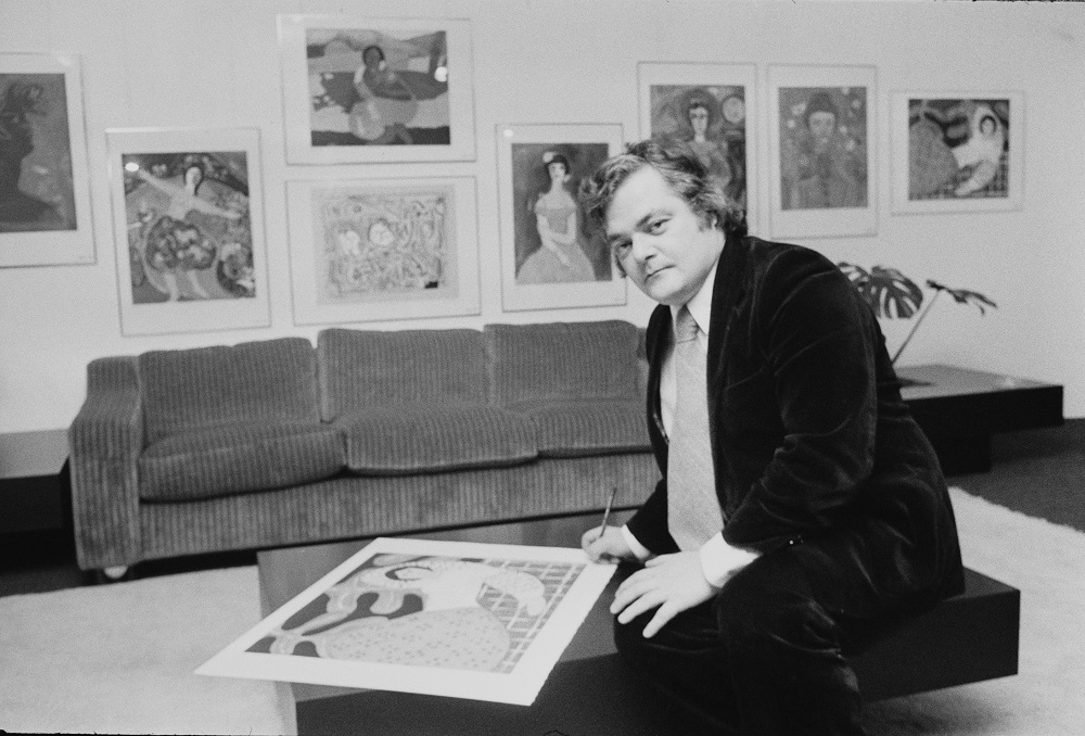art forger David Stein