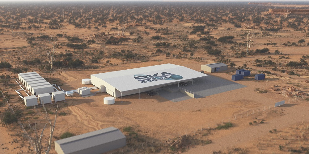 Supercomputer Square Kilometre Array Australia