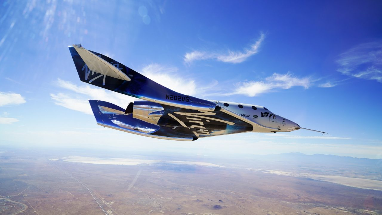 space tourism Australia Virgin Galactic Richard Branson