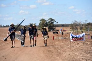 Australia rocket competition space Thunda Down Under