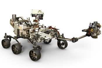 deep space_rover_mars 2020