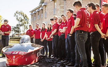 unlimited 3.0_solar car_Technology