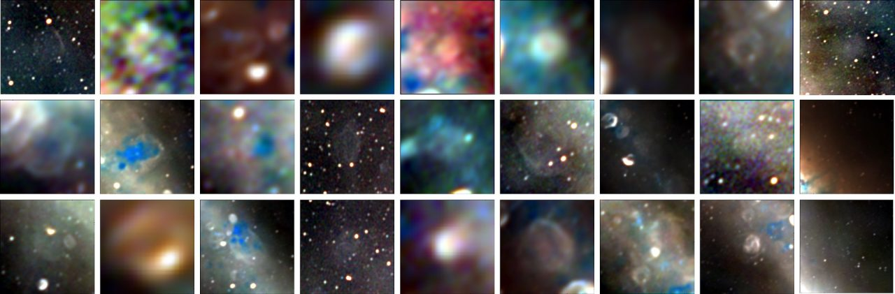 GLEAM survey 27 supernovae supernova