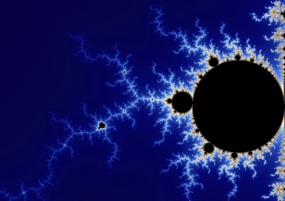 Mandelbrot Set_fractal_maths