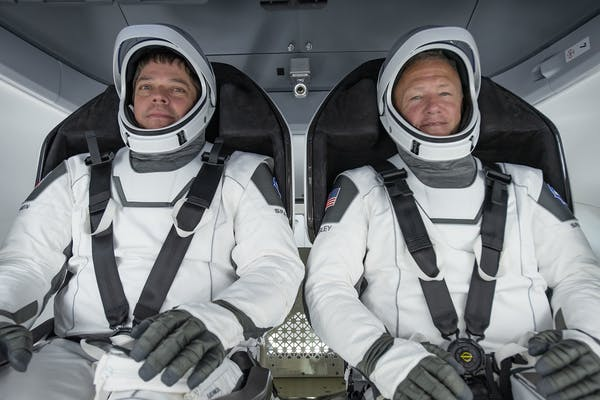 SpaceX_spacex launch_crew dragon