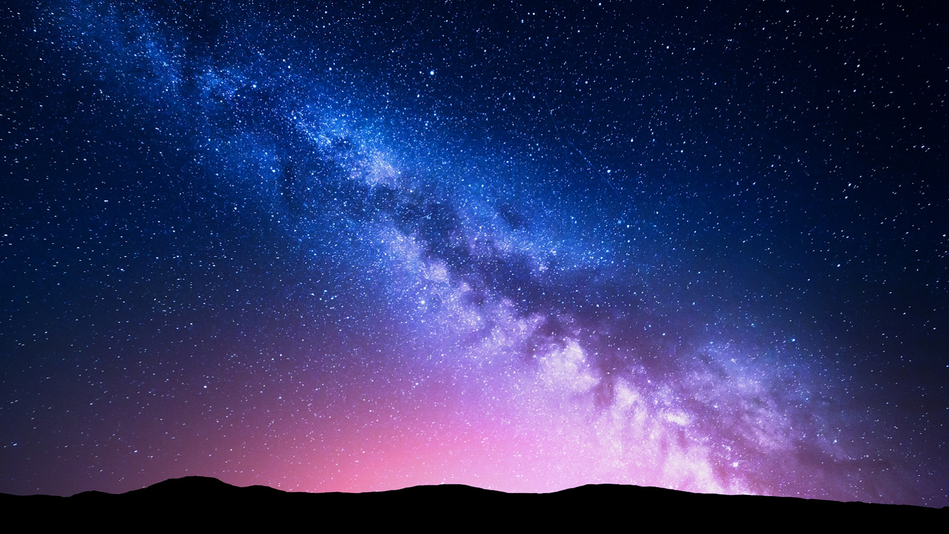 light pollution_galaxy_night sky