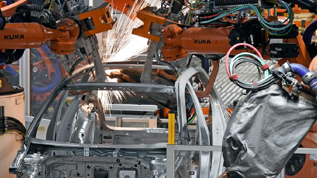job automation car manufacturing