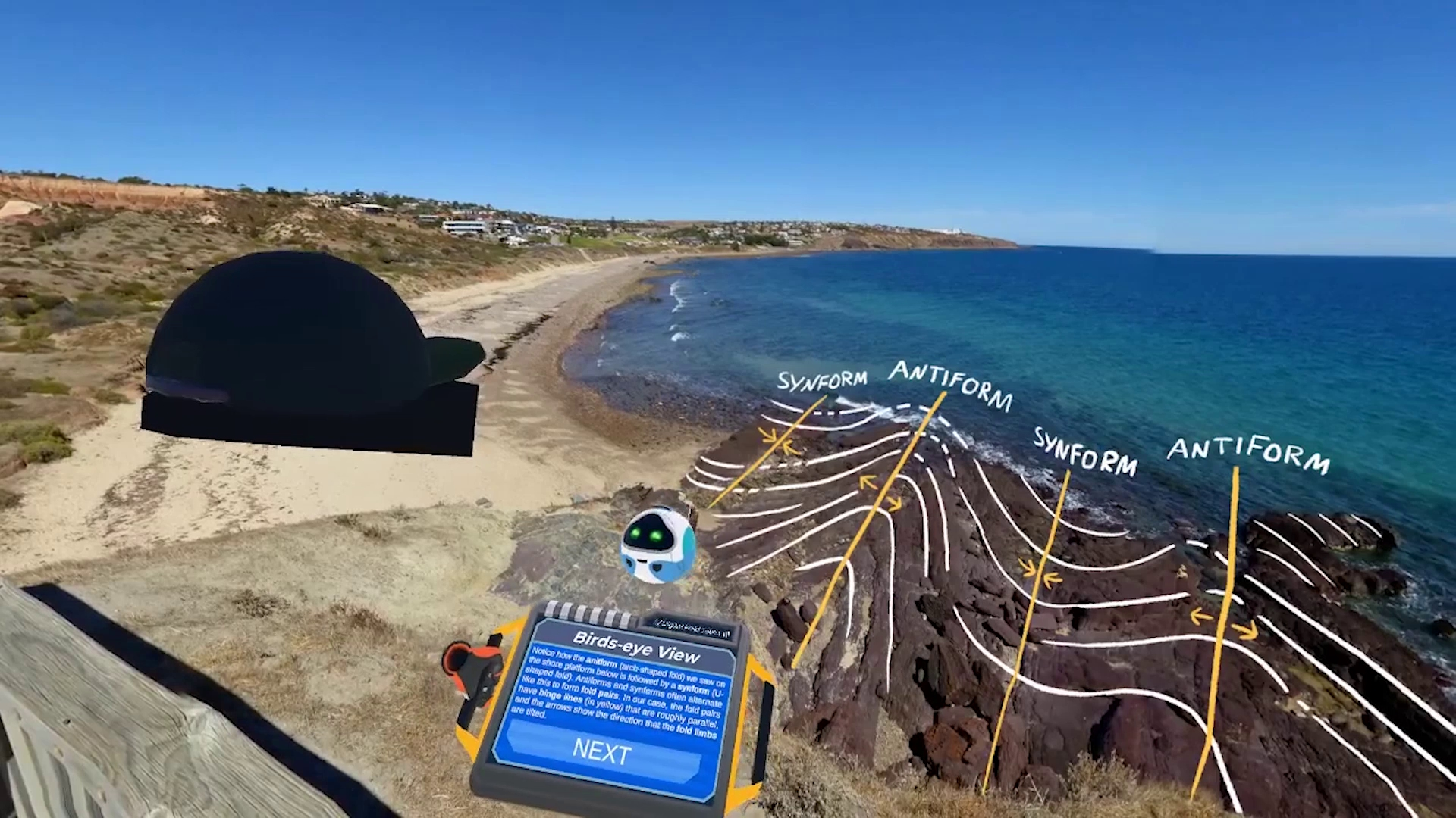 Hallett Cove_beyond the ice_virtual reality