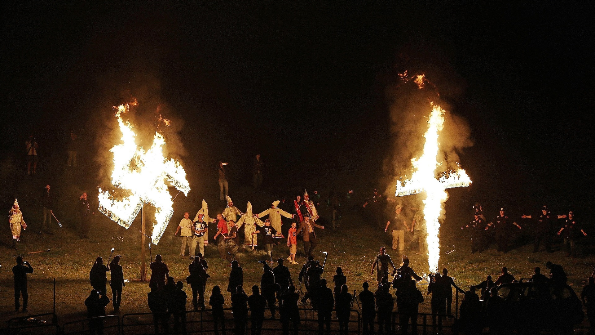 White supremacists believe in genetic 'purity'. Science shows no such thing exists